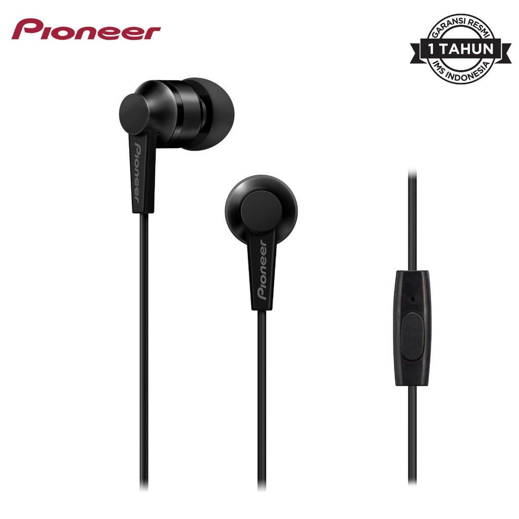 68e1cd237e1 Pioneer SE-QL2T / SE QL2T In-Ear Earphones - Black