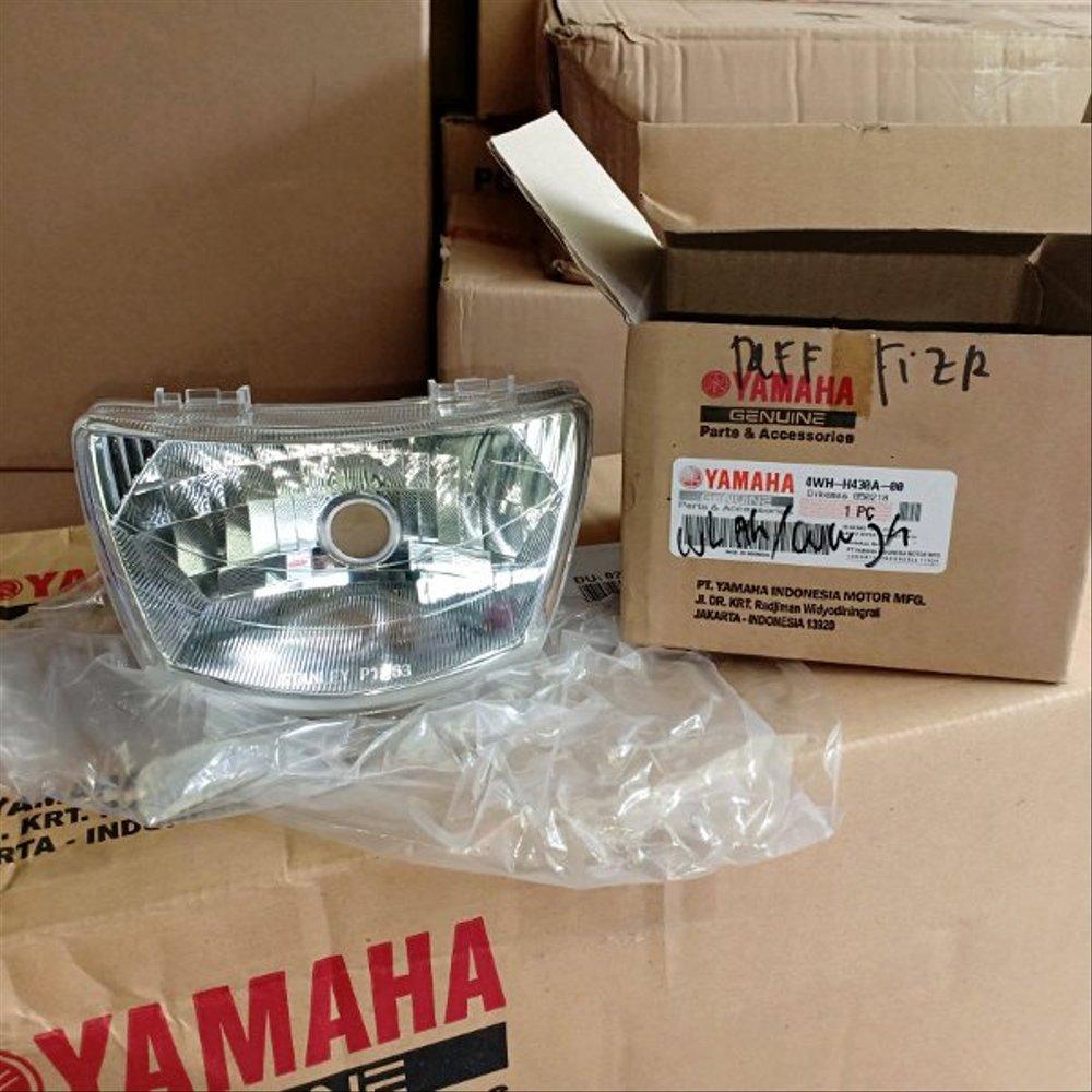 Headlamp Reflektor Lampu Depan Yamaha Fiz R Orisinil YGP 4WH H430A 00