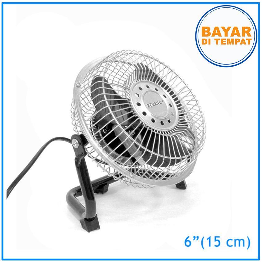 "Regency 6"" / 15 cm Tornado Mini Fan / Kipas Angin Mini / Kipas Angin"