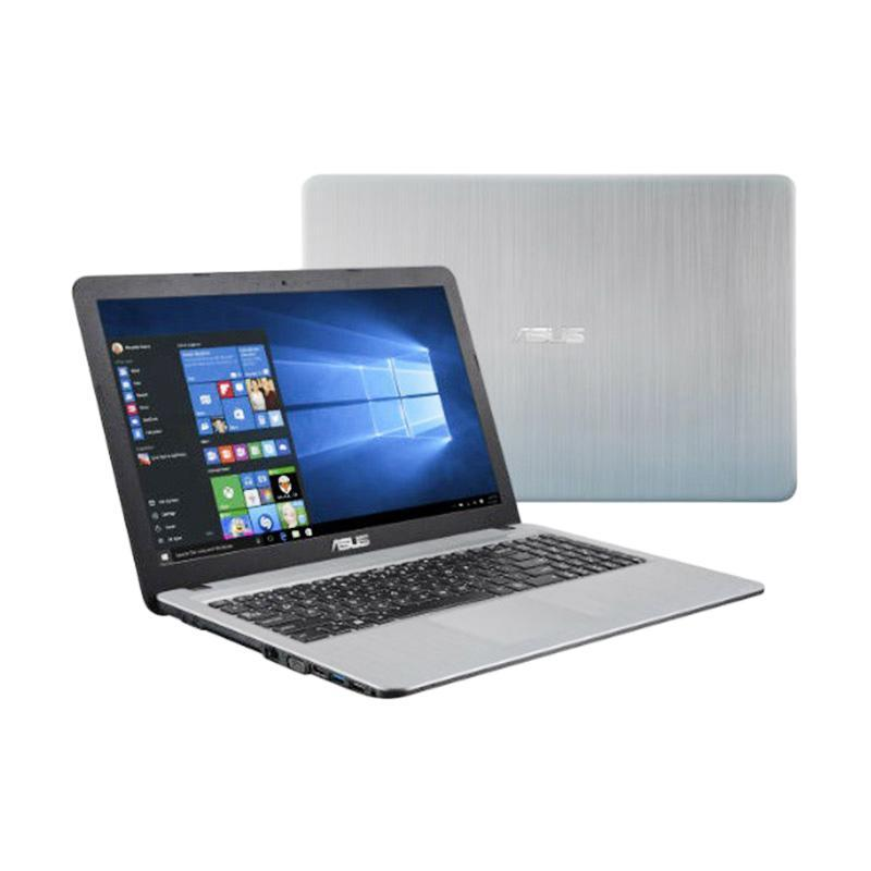 ASUS X441UB-GA043T Notebook - Silver [i3-6006U/NVidia MX110/4GB/1TB/14inch/Win10]