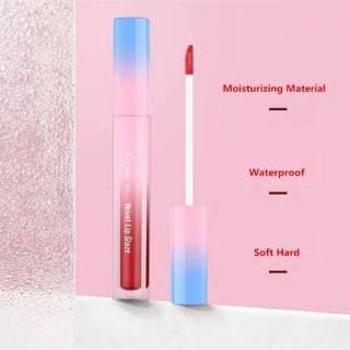 CVS-(COD)Lameila Velvet Lip Glaze Lip Gloss Lipstick Cair Lipstik LaMeiLa Lip Tint -(COD)Lameila Velvet Lip Glaze Lip Gloss Lipstick Cair Lipstik LaMeiLa Lip Tint thumbnail