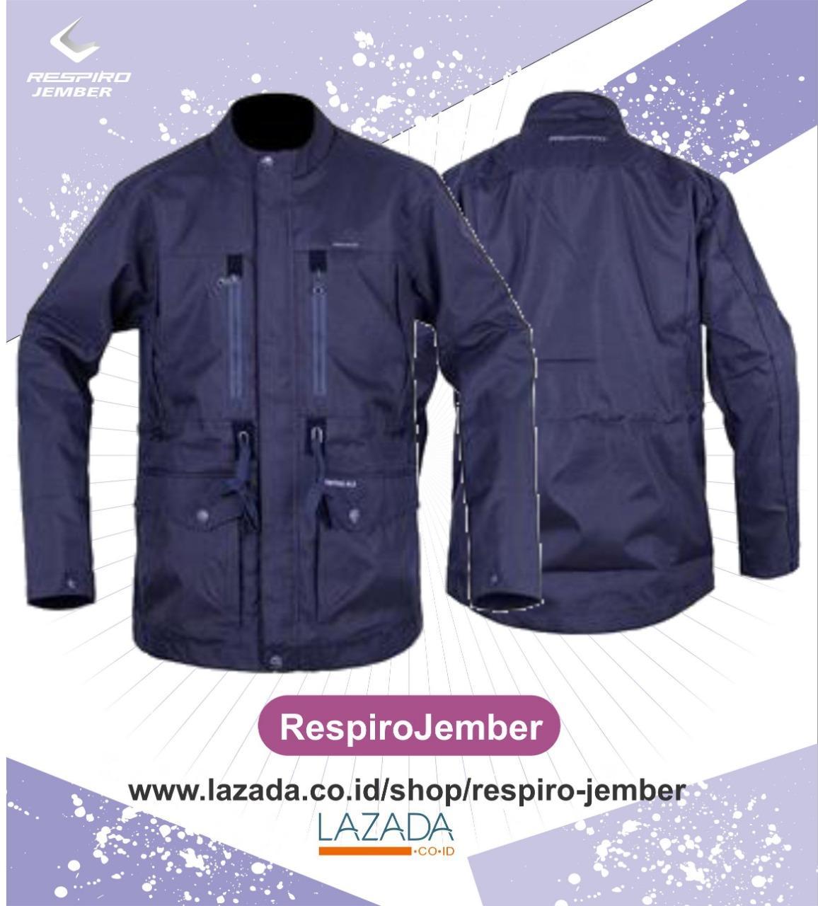 40 Desain Jaket Safety Terbaik