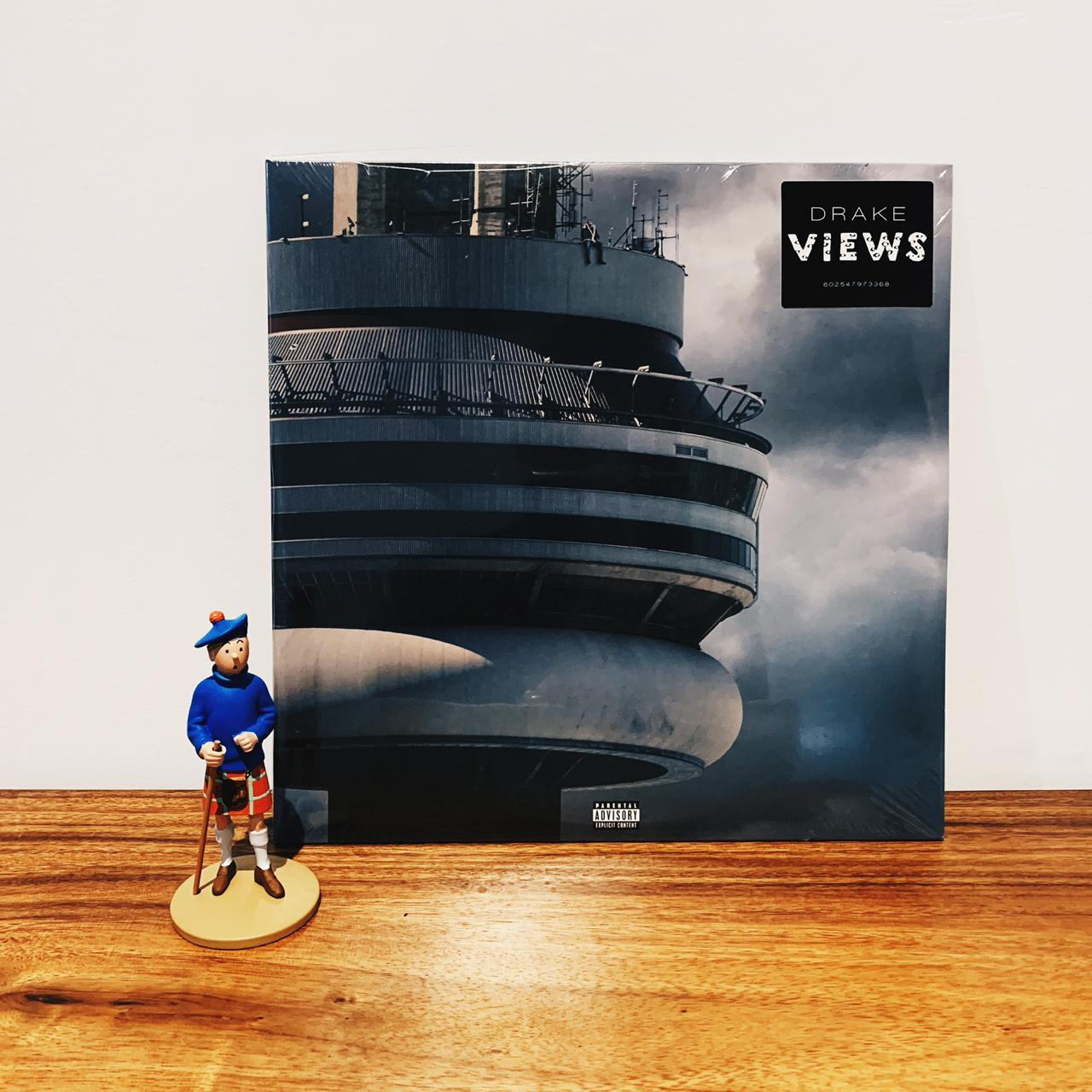 Piringan Hitam / Vinyl / Lp Drake - Views By Playlist Record Store