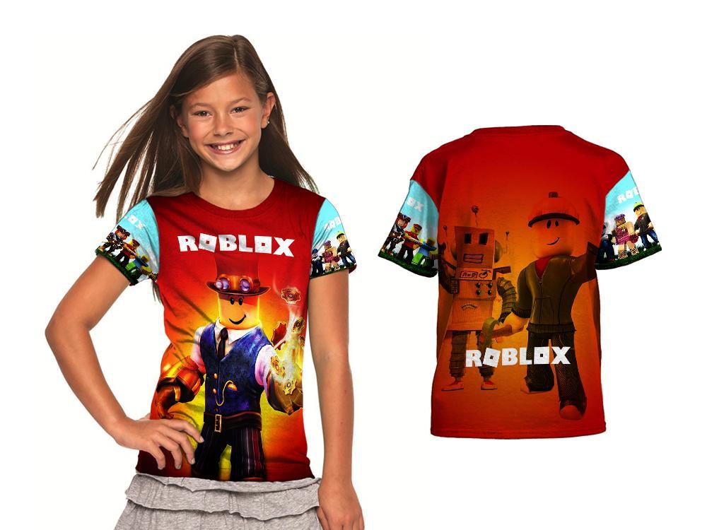 T Shirt Wanita Lengan Panjang New Roblox 3d Fullprint Sublimation Kaos T Shirt Anak Lengan Pendek Roblox 3d Fullprint Sublimation Lazada Indonesia