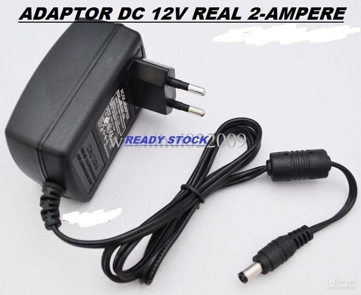 Harga Grosir Adaptor DC 12V 2A Khusus CCTV DVR Lampu LED Best Seller
