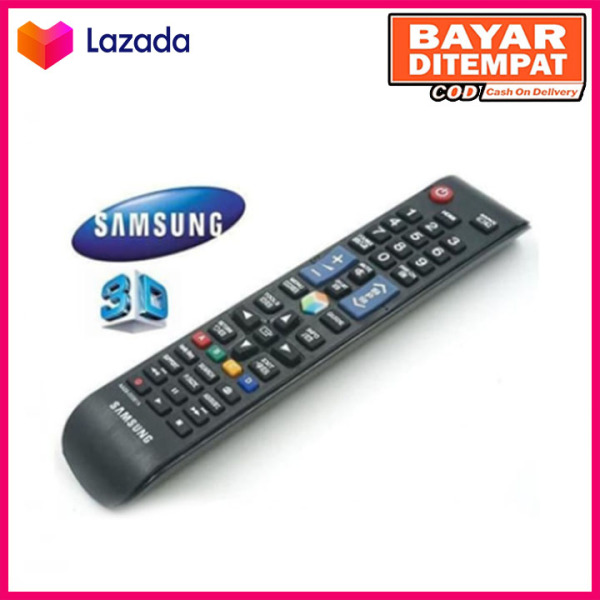 PROMO Remot LED TV Remote TV Samsung LCD LED Smart TV 3D