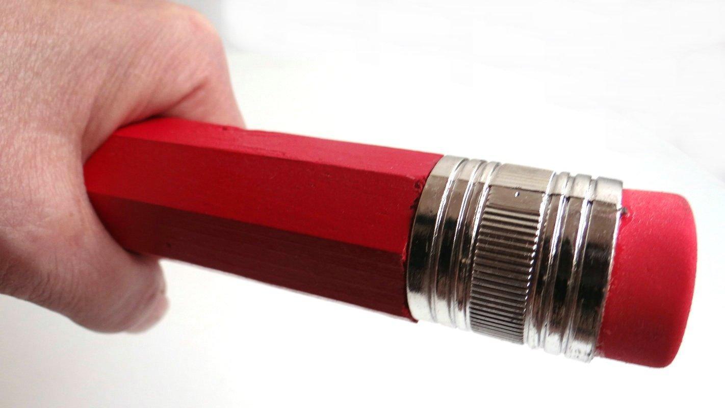 Besar pensil ekstra besar jumbo kreatif ukuran besar/L besar pensil lukisan Khusus pensil Pena Seni