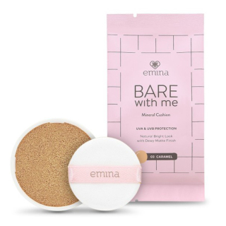 [Refill] Emina Bare With Me Mineral Cushion - 15gr thumbnail