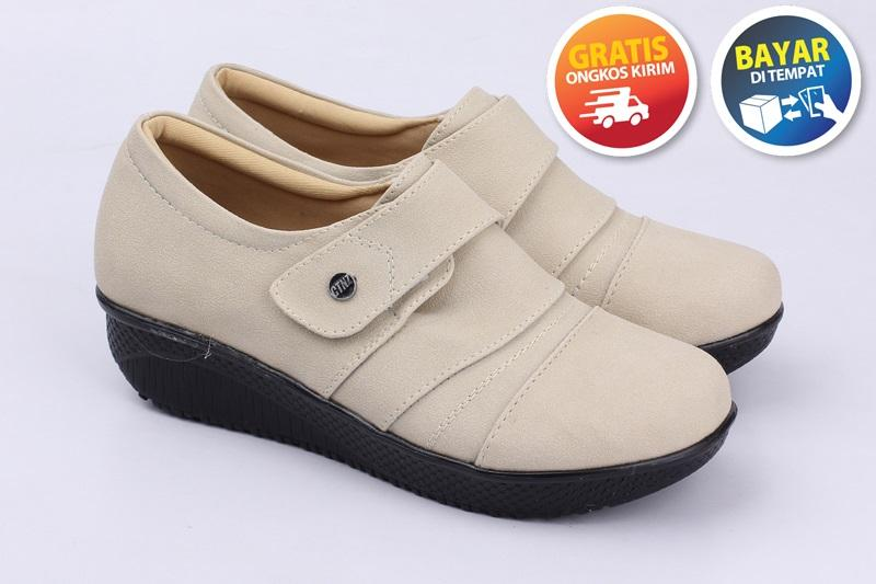 Catenzo GG 007 Sepatu Flat Ballet Wanita - bahan sintetis - rubber ... 4e083c2ea9