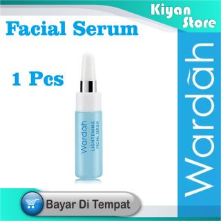 Wardah Lightening Facial Serum Ori 5 ml Pemutih Penghilang Flek Hitam Pengecil Pori Pori Perawatan Kulit Wajah Meronah Anti Oksidan - Isi 1 Pcs thumbnail