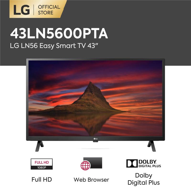 LG LN56 EASY SMART TV 43 - 43LN5600PTA