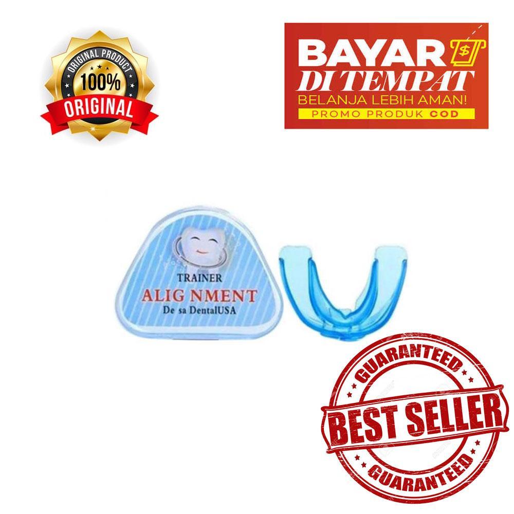 Orthodentic Retainer Teeth Trainer Allignment Usa / Behel Gigi Original Import - Perapih Gigi - 1 Pcs By Lokalaku.