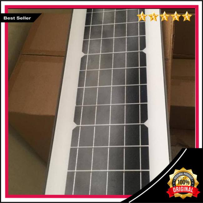 Lampu Jalan PJU 120w All in one Solar Panel 120 watt Led Sorot Solar