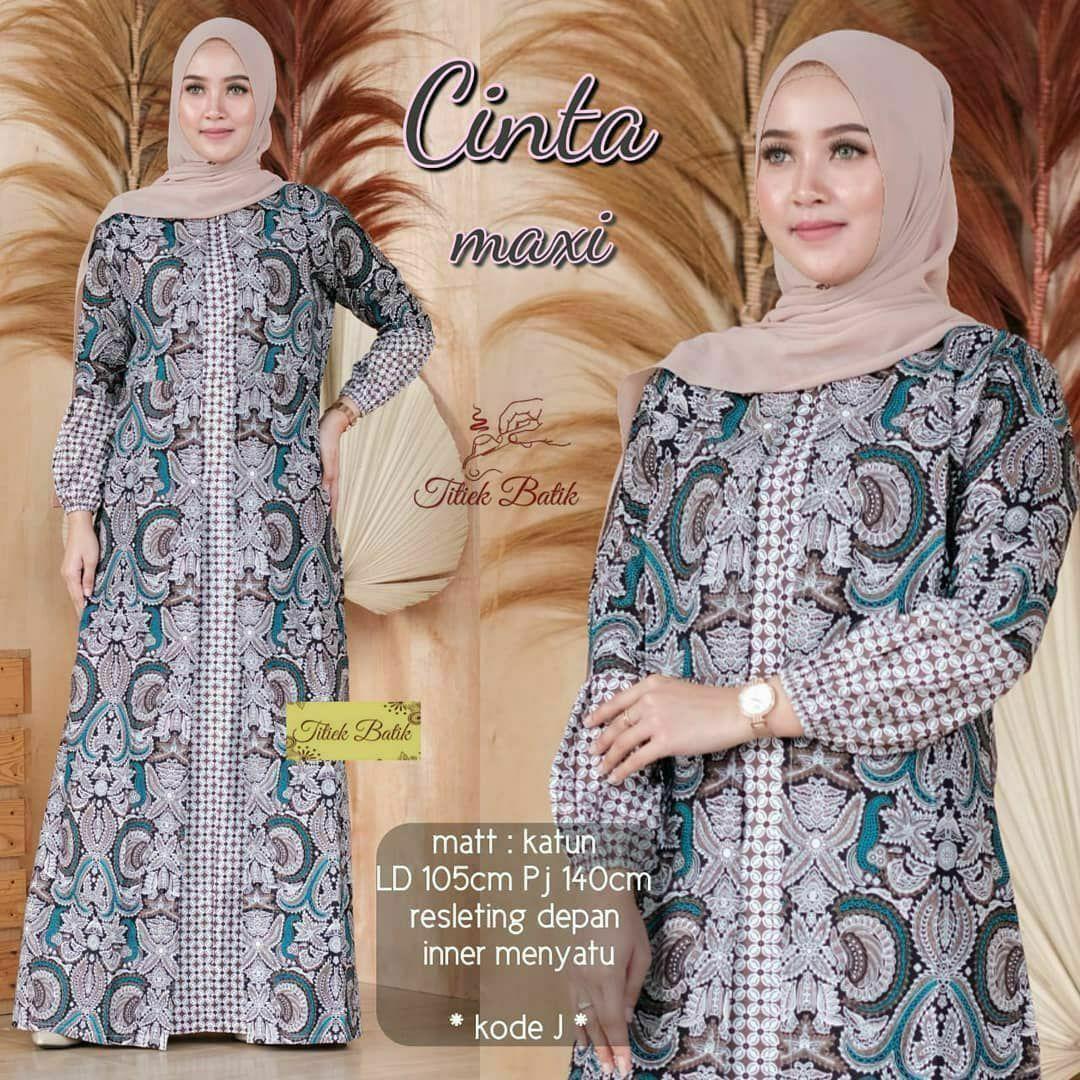 Termurah Gamis Model Terbaru Gamis Terbaru 2020 Baju Batik Omah Rizky Baju Muslim Wanita Terbaru 2020 Batik Formal Batik Tradisional Gamis Modern Batik Modern Batik Kondangan Batik Murah