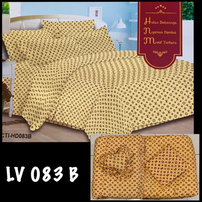 Bed Cover Bedcover King B2 Sprei Selimut Kasur Tidur Murah LV083B