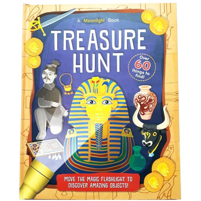 A Moonlight Book : Treasure Hunt over 60 things to find! / TBDN040 / COD
