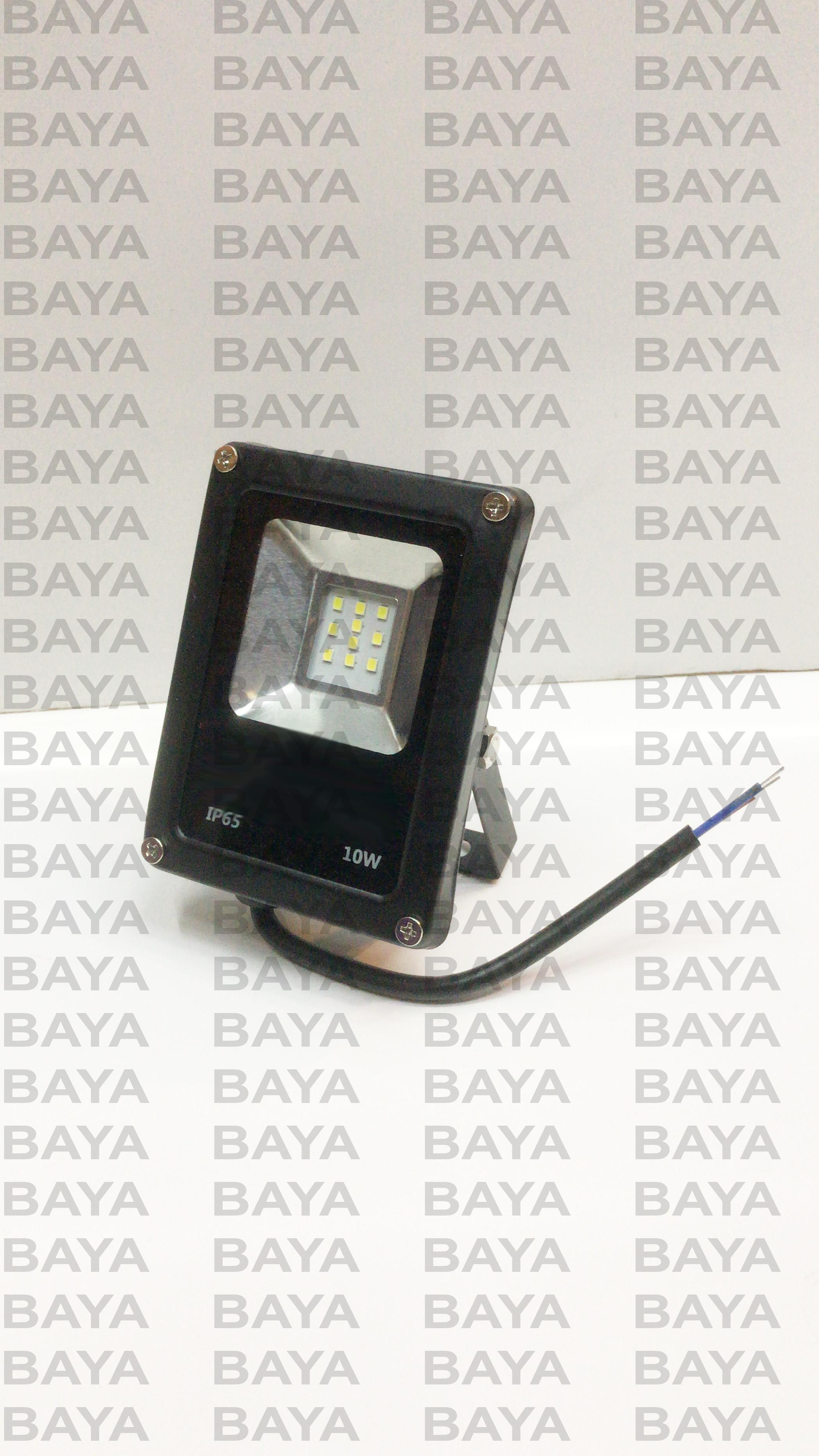 lampu led sorot 10W 10 watt / tembak / panggung / outdoor / taman / lapangan