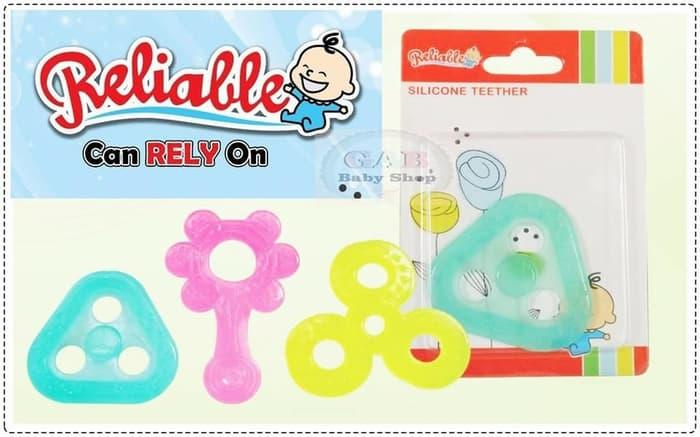 Teether Air Reliable/ Gigitan Bayi Reliable/teether Water By Super Babyshop.