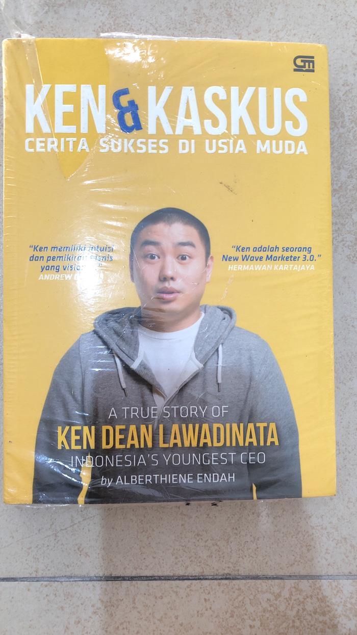 Ken & kaskus cerita sukses di usia muda
