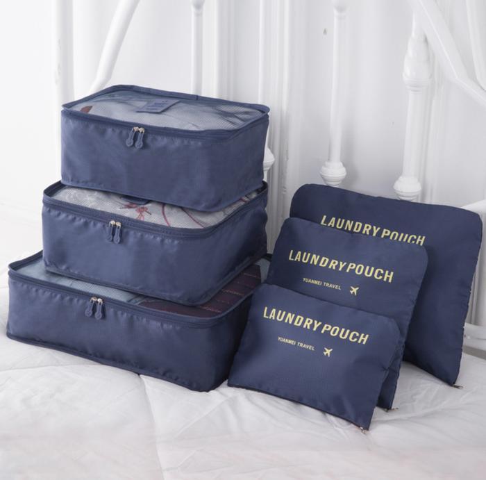 Kosmetik Peralatan Mandi / Organizer Gantung / Toilet Hanging Bag Organizer Motif IM . Source ·
