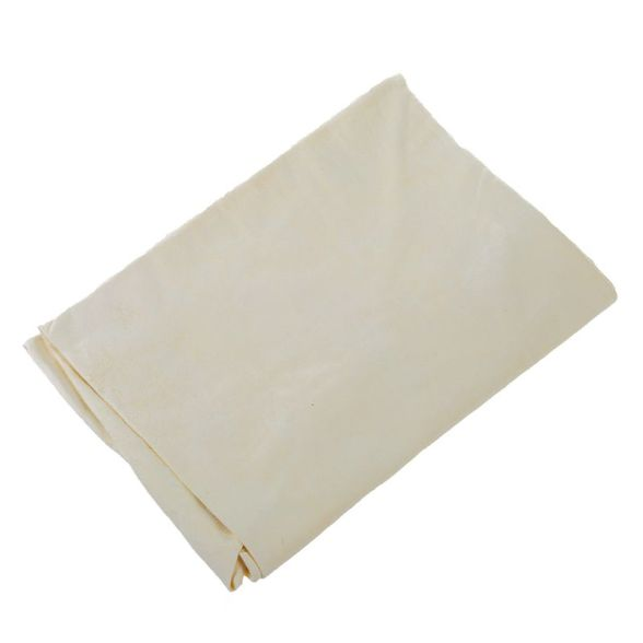 Chamois Leather Car Cleaning Cloth Washing Suede Absorbent Towel giá rẻ