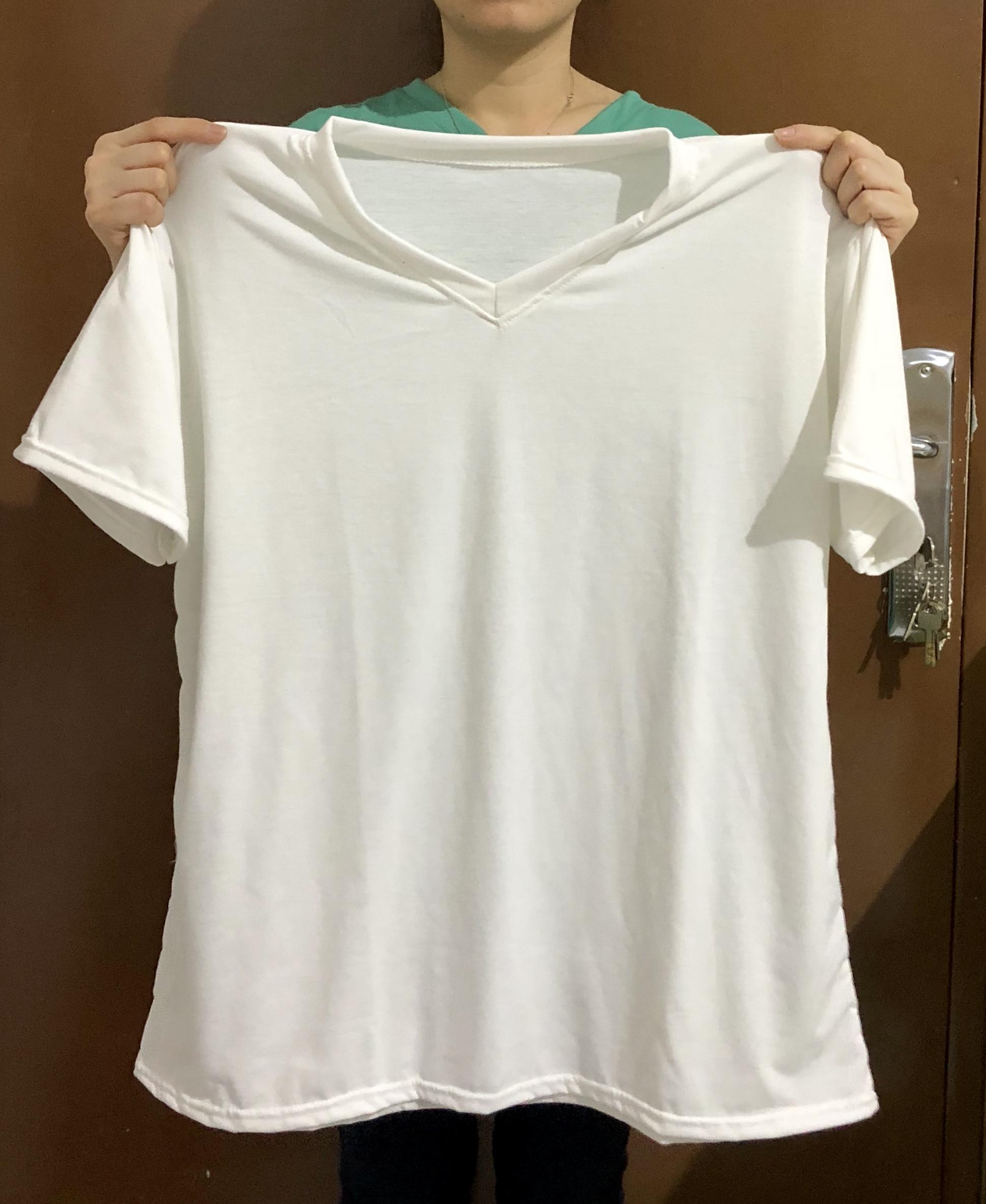 720 Desain Baju Polos Putih Panjang HD