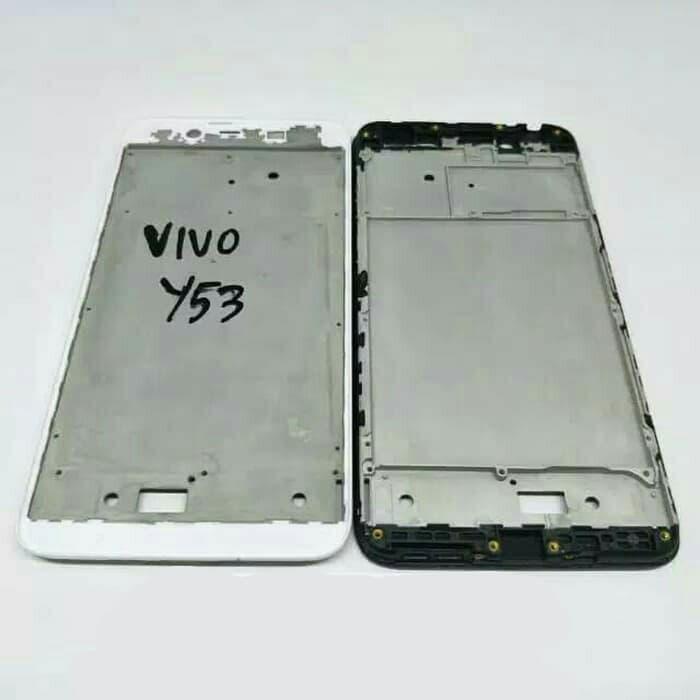 Frame Vivo Y53 Tatakan LCD Tulang Tengah HP Middle Bezel Handphone