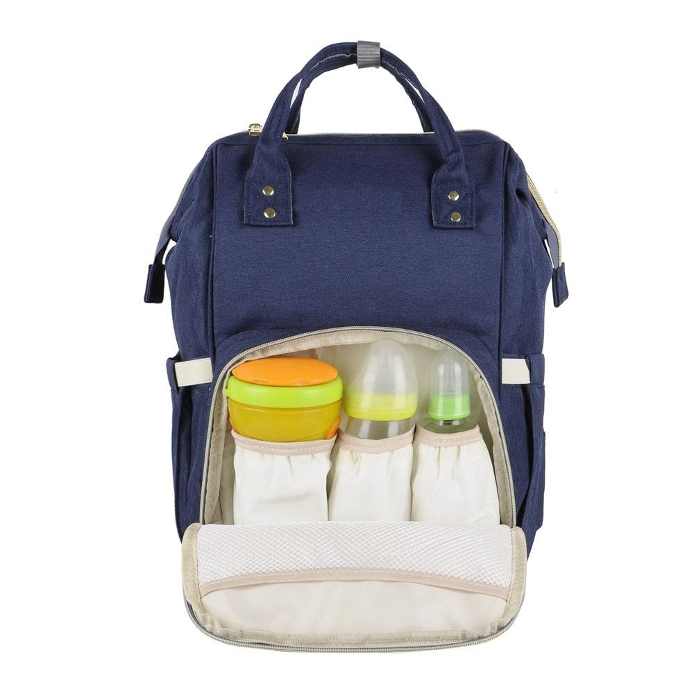 Zeebee Tas Perlengkapan Bayi / Tas Bayi / Tas Popok / Mommy Bag / Diaper Bag By Zen Blossom.