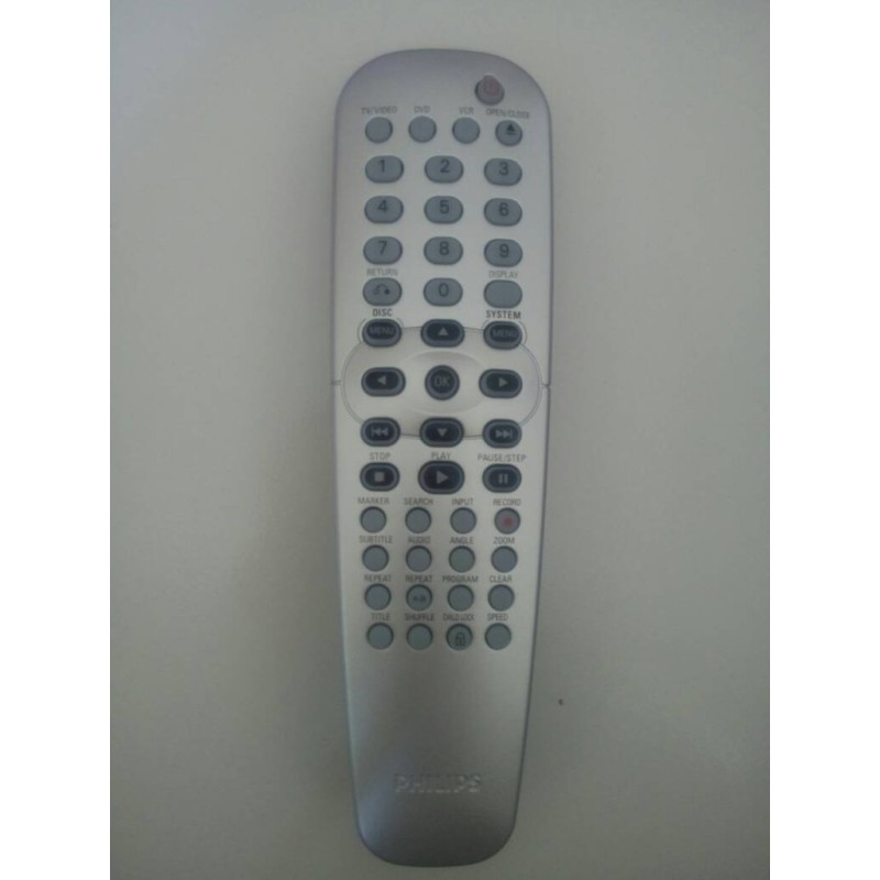 REMOT REMOTE DVD VCR PHILIPS ORIGINAL TERLARIS TERMURAH