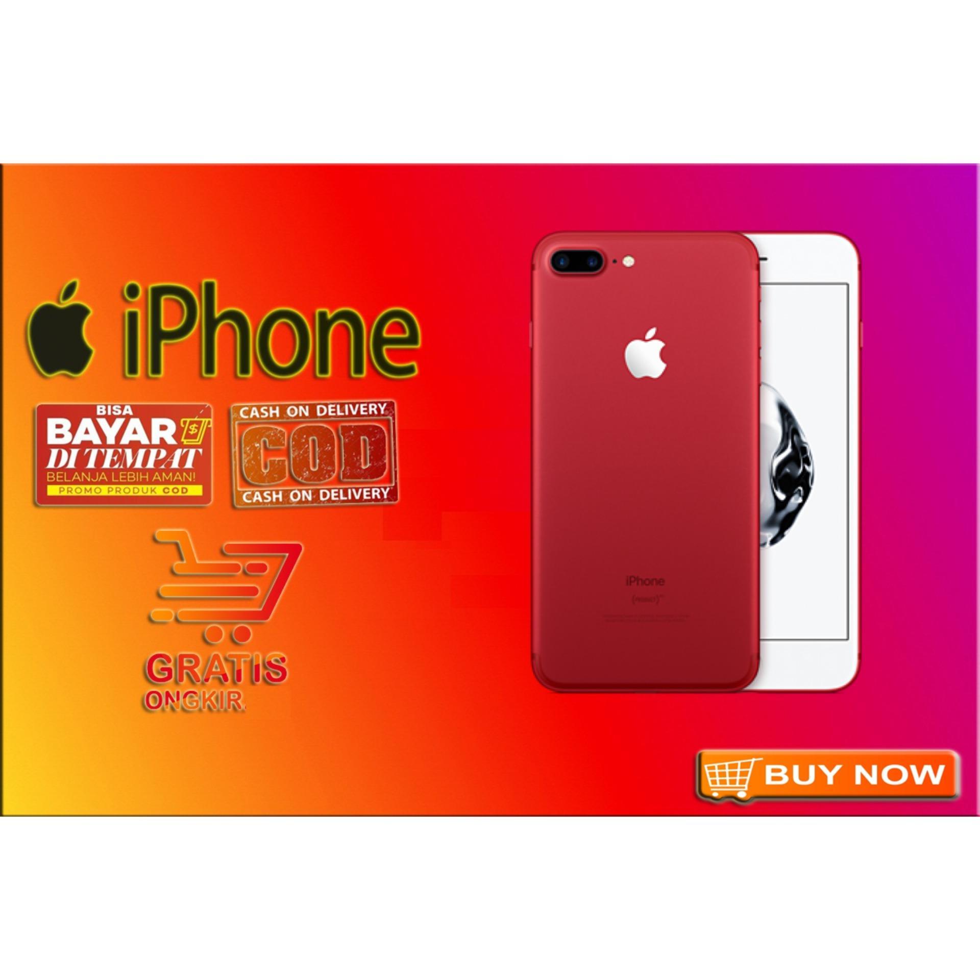 Goodlike Apple Iphone 7 Plus 128GB Original - Garansi 1 Tahun