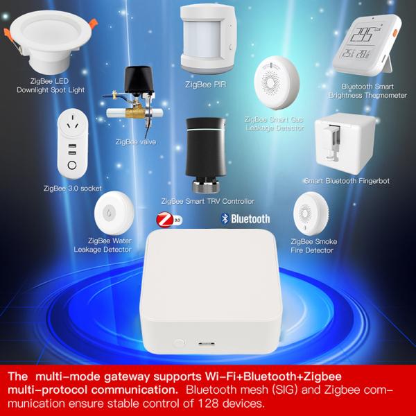 Bảng giá 【Hàng Có Sẵn】jox 1 Cổng Đa Chế Độ Thông Minh Cổng Kết Nối Đa Chế Độ Tuya WiFi + Bluetooth + Zigbee Cổng Giao Tiếp Đa Giao Thức Điều Khiển Từ Xa Bằng Ứng Dụng Tuya/Smart Life Phong Vũ
