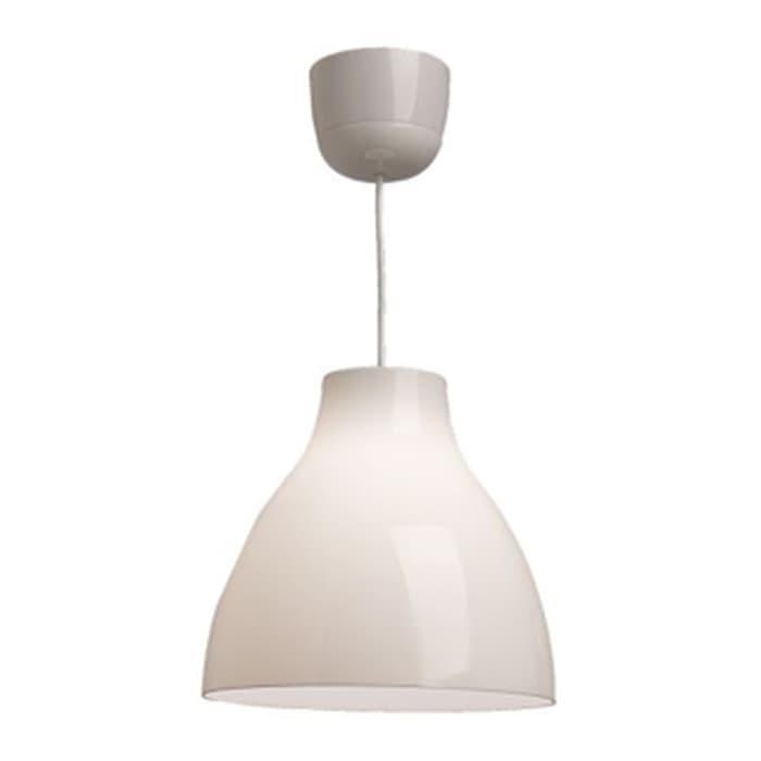 G kitchen IKEA MELODI Lampu Gantung - Putih MP PFL 2385