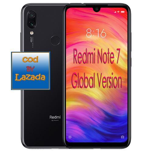 Redmi Note 7 Ram 4 64 Gb 48 Mp Kamera Lazada Indonesia