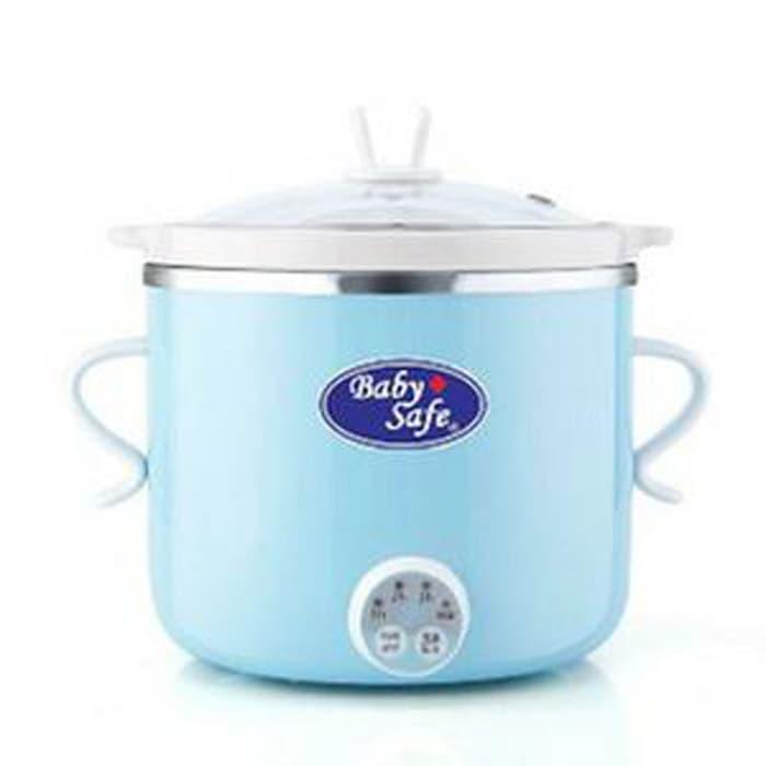 Rice cooker bayi Baby safe/Slow cooker digital Baby safe 0,8L LB007 Slow Cooker Murah