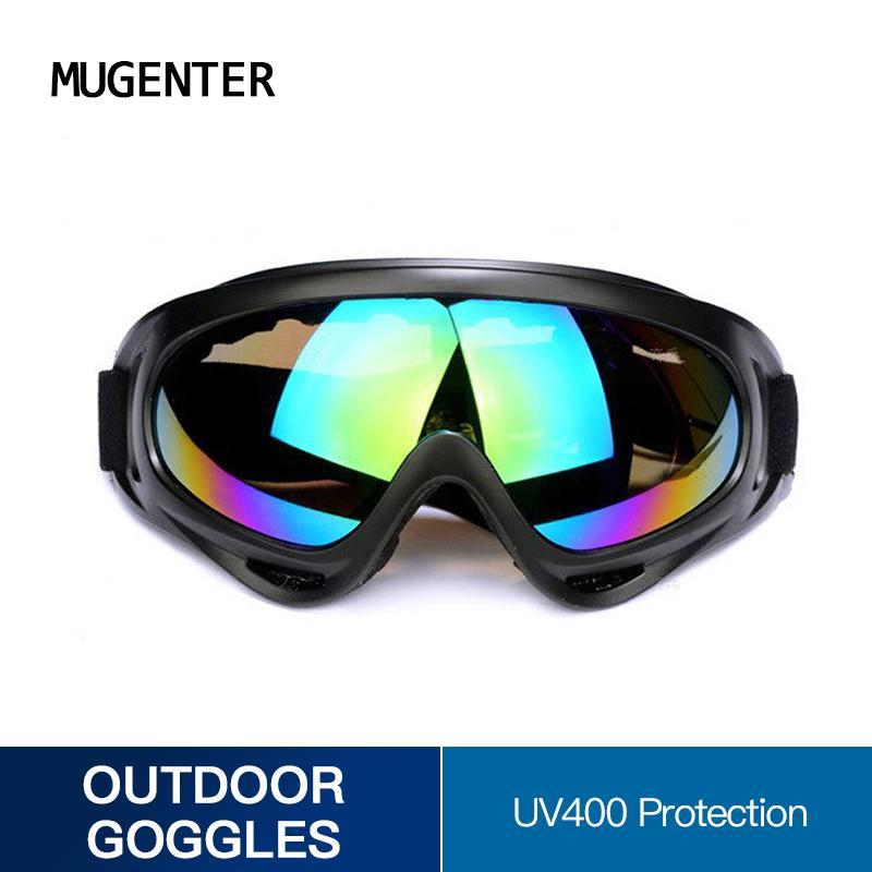 Kacamata Ski Snowboard Kacamata Sepeda Motor Bersepeda Olahraga Kacamata Luar Anti-Silau Perlindungan Uv400 Untuk Pria Wanita Pemuda Mug-Os02 By Mugenter.