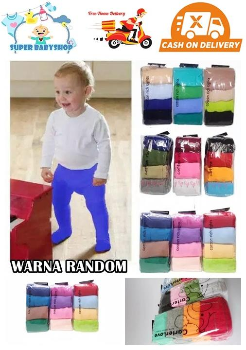 Legging Bayi Polos Isi 4 Pcs Legging Bayi Carter Love 1 Lazada Indonesia