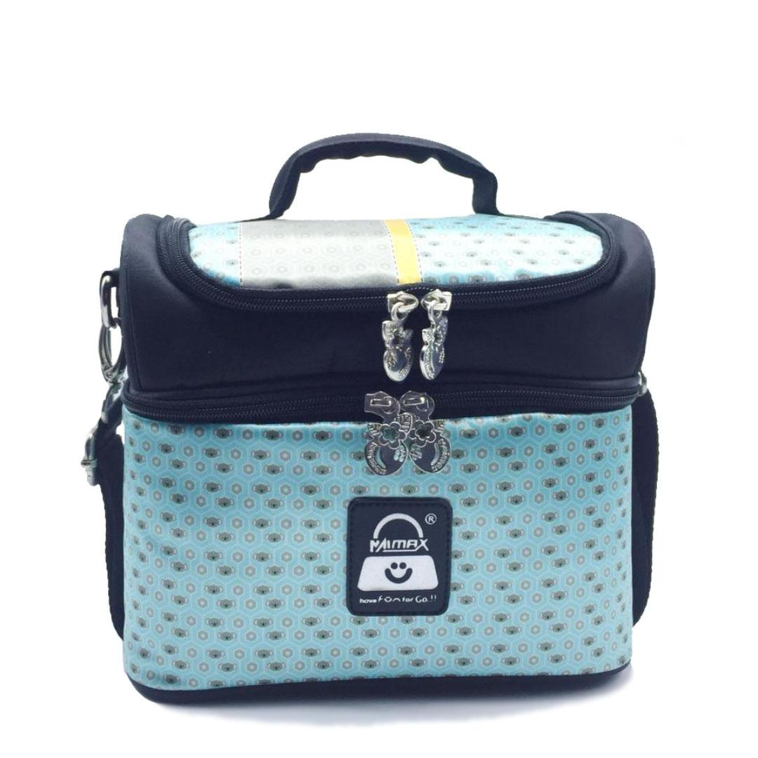 Coolerbag Naimax Denver Black Koala By Mommy Baby Shop Indonesia.