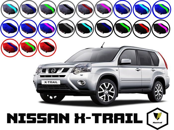 Cover Mobil Nissan X-Trail Warna Kombinasi