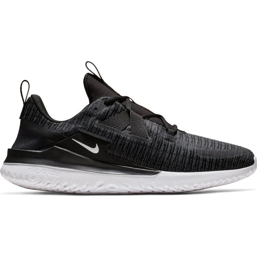 Nike - Renew Arena Sepatu Lari Pria - Hitam 9b01451ddb