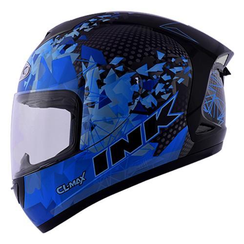 HELM INK CL MAX SERI 6 BLUE BLACK