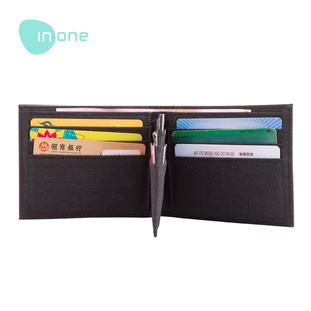 Inone Rfid Blocking 12 Slots Wallet c726113797