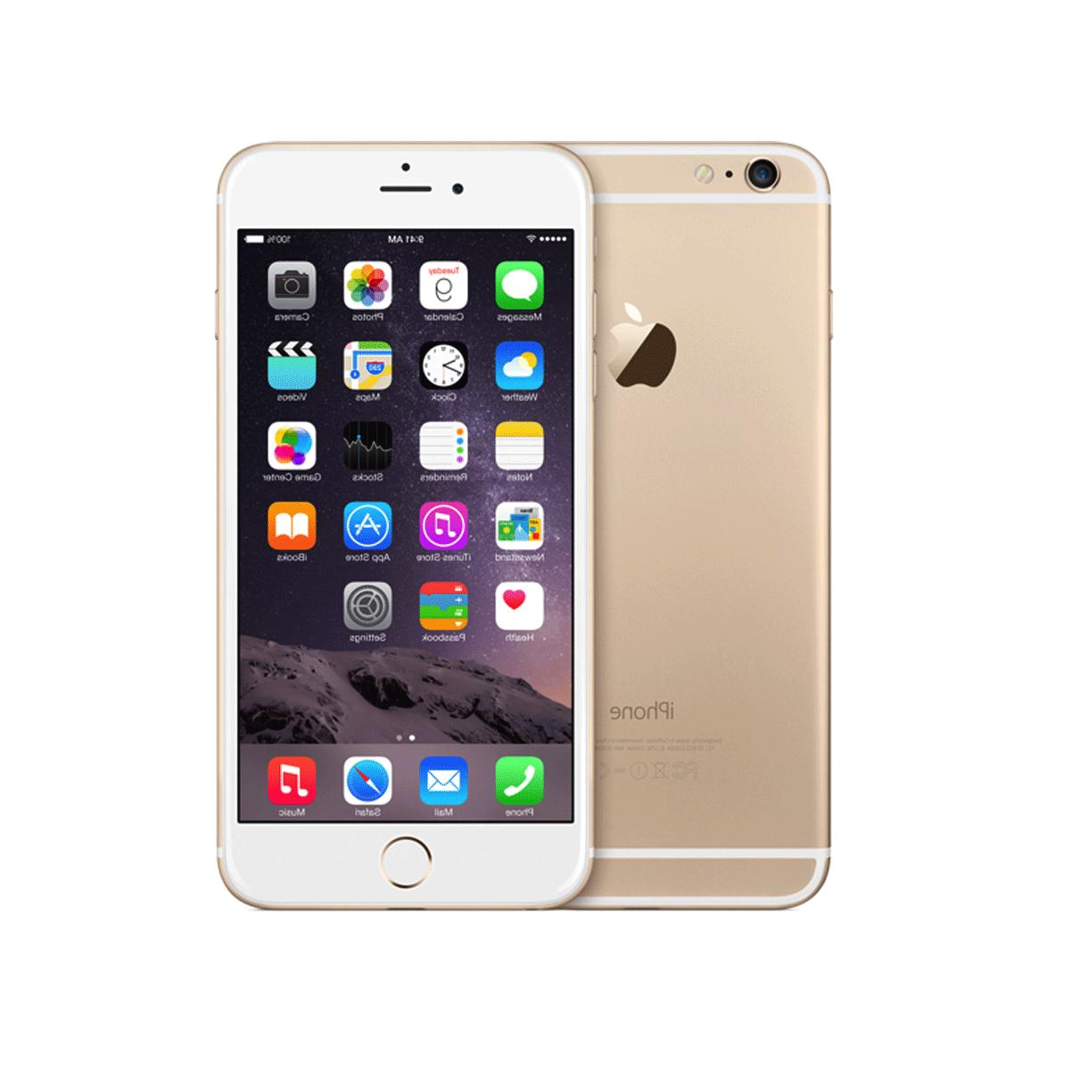 APPLE IPHONE 6 [ RAM 1GB - INTERNAL 16/32/64 GB - CAM 8MP ]