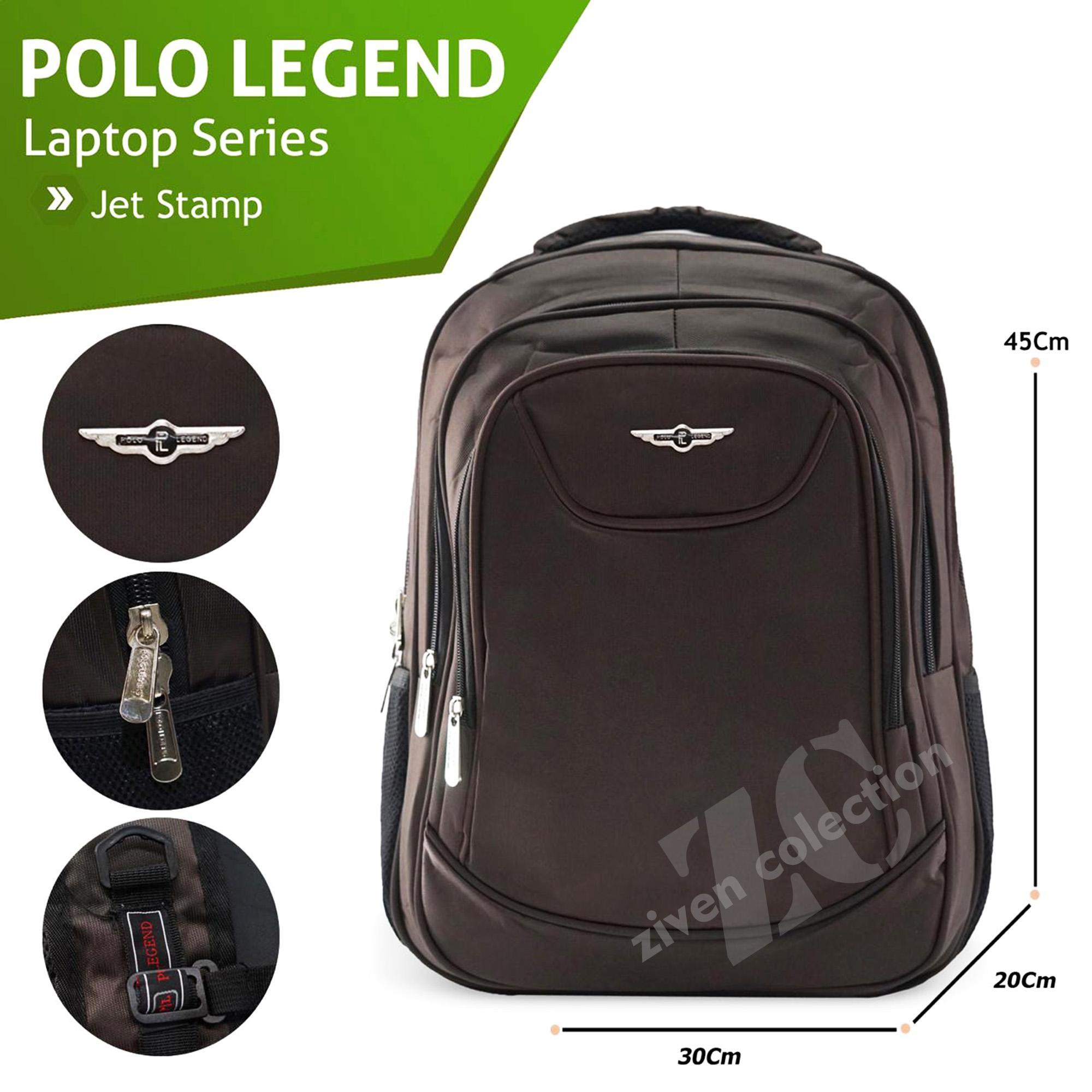 Tas Ransel pria tas laptop tas ransel laptop wanita tas kerja tas kuliah tas  sekolah POLO aca336a447