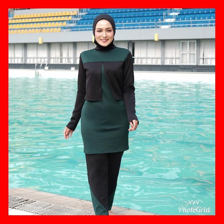 TERMURAH - Baju Renang   Baju Renang Muslimah   Baju Renang Muslim Wanita   Baju  Renang 4ddd39e13f