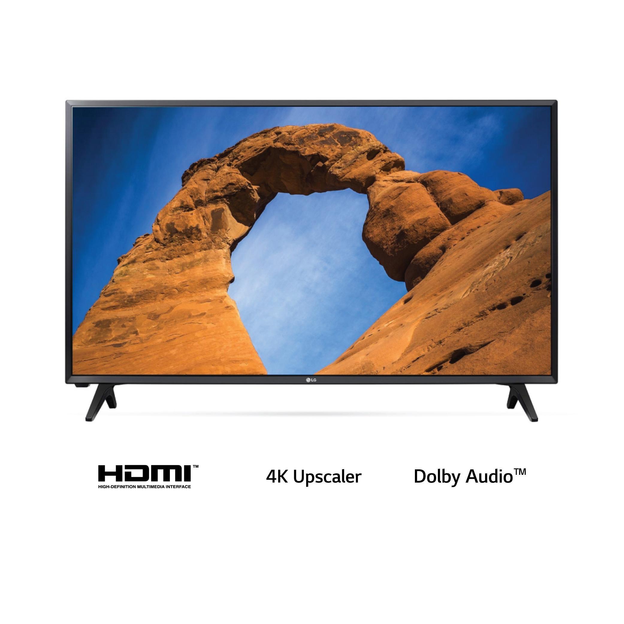 LG 32 inch LED TV – Dolby Audio (model 32LK500BPTA)