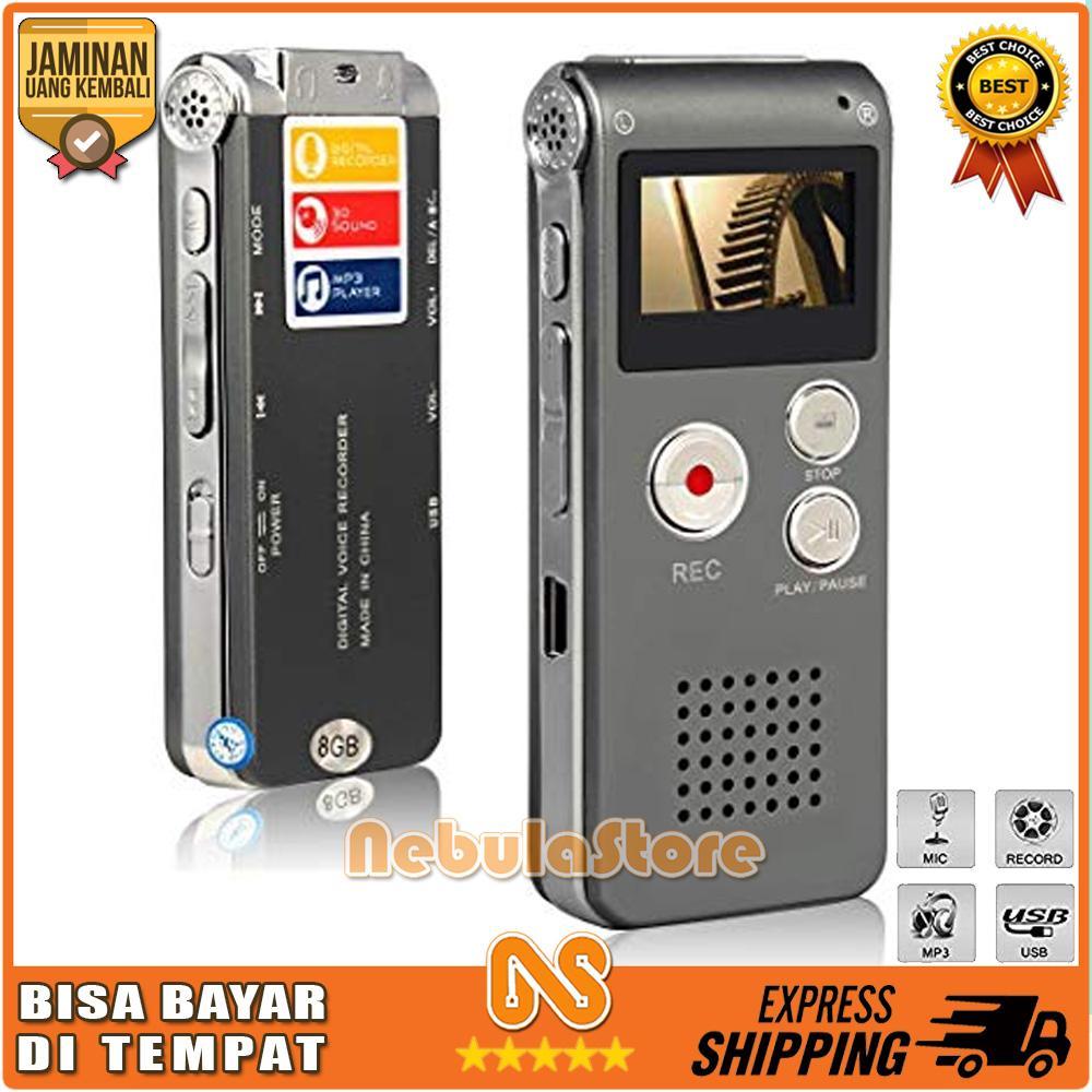 USB DIGITAL VOICE RECORDER 8GB + MP3 PLAYER 10ce87fb63