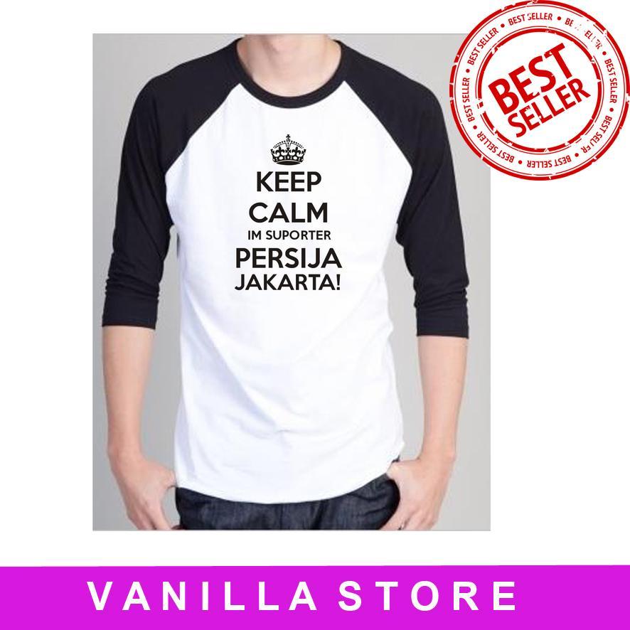 Vanilla Kaos Raglan  Jakarta