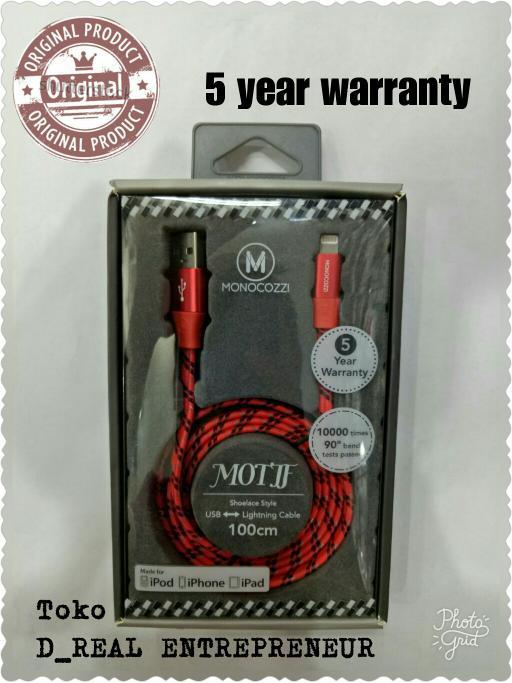 Home · Moganics Kabel Data & Charger Micro Usb 120cm Putih; Page - 5. MONOCOZZI usb cable kabel data lightning iphone ipad