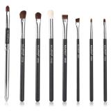 Beli 8 Pcs Sikat Makeup Dasar Kuas Mata Set Blend Eye Shadow Angled Eyeliner Merokok Online Murah