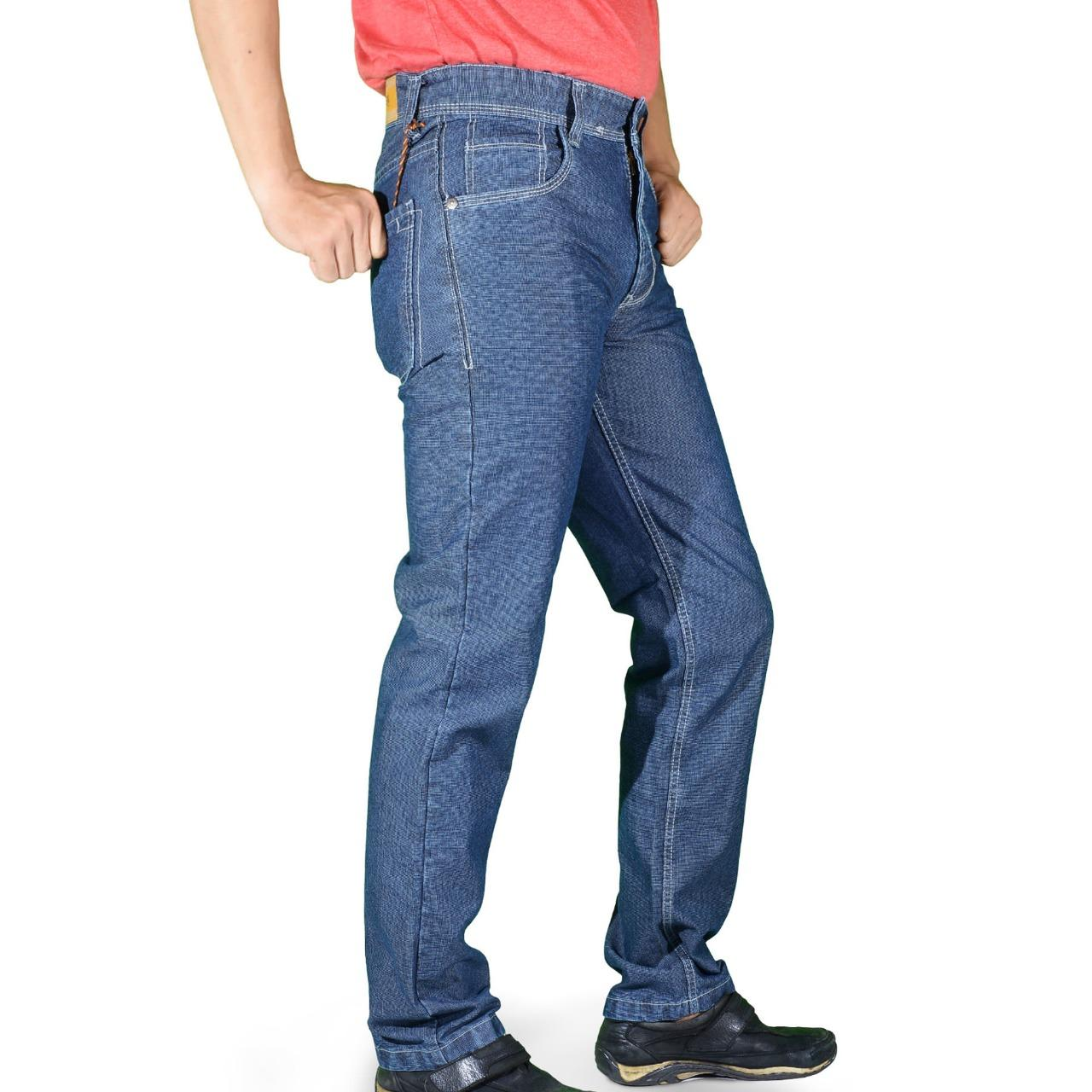 Emba Casual Celana Panjang Pria EPA 012 Modern Basic 116-12904-29 - Heavy Stone Basic